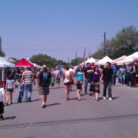 Small-town Texas : Dripping Springs Founders Day 2011