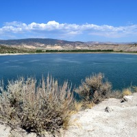 The Rockies: Big Sandy Reservoir