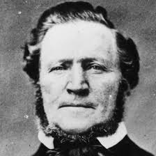 Brigham Young(image from biography.com)