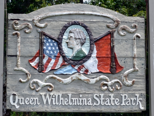 Who'd A Thunk It: Wilhelmina in the Ozarks