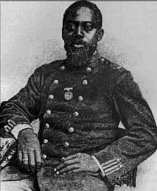 Sgt. William Harvey Carney, Medal of Honor recipient