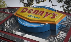homeless, denny's,