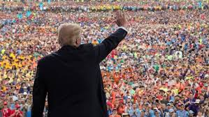 Trump at Jamboree 2017