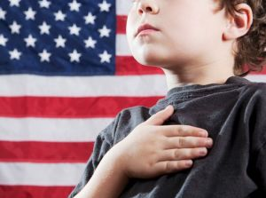 pledge of allegiance