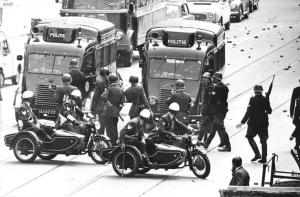 amsterdam rellen 1966