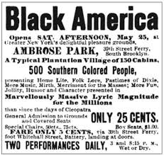 Black America Show poster