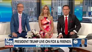 Fox and Friends interview Trump 4-26-2018
